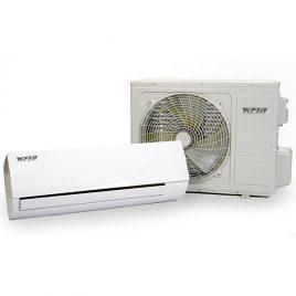 Aire acondicionado Minisplit Ecológico, 110V y 220V, Control Remoto, Led, Kit de Tubería
