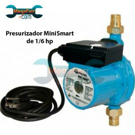 Presurizador MiniSmart 1/6 Hp