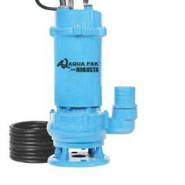 Bomba Sumergible Para Aguas Residuales o Lodos Con Solidos